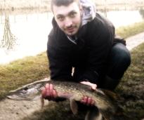Ben's first Pike