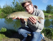 My PB Barbel of around 2 1/2 lb